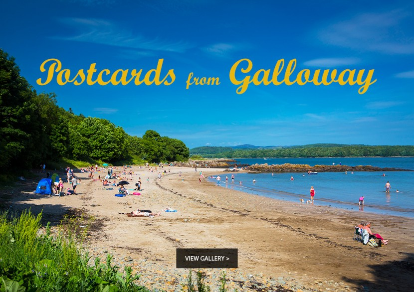 Postcards from Galloway