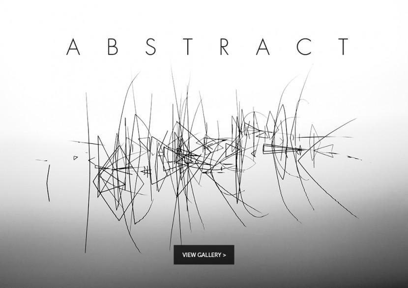Natural abstract photography