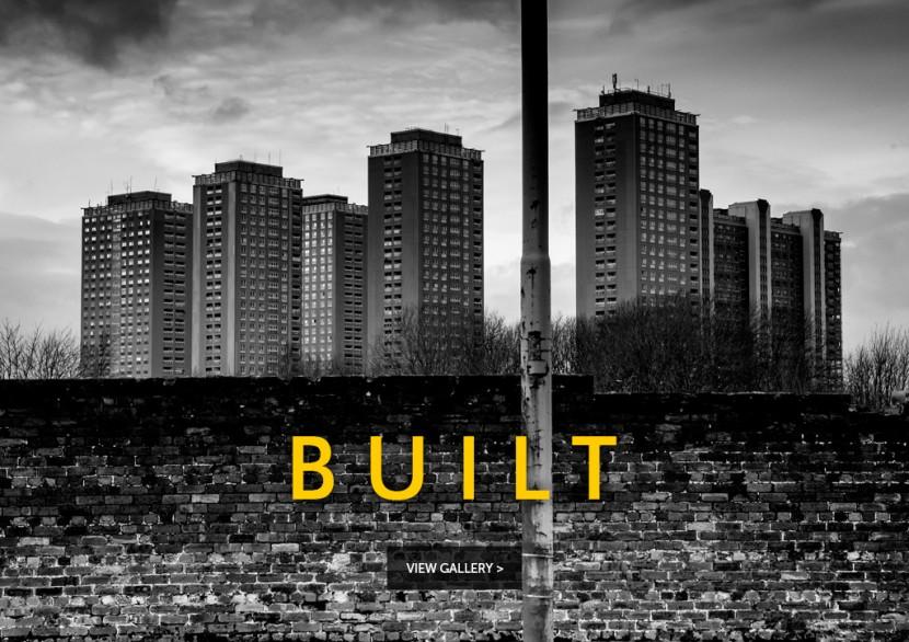 Built environment photogrpahy