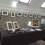 photography exhibition   - red squirrels